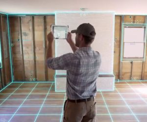 This Tech Measures & Makes A Digital 3D Model Of Your Home By Pointing An iPad At Stuff