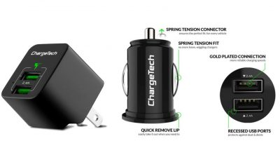 chargetech smallest charger device