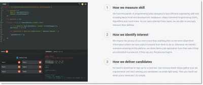 codefights job recruitment platform