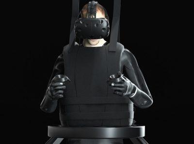 head transplant virtual reality transition