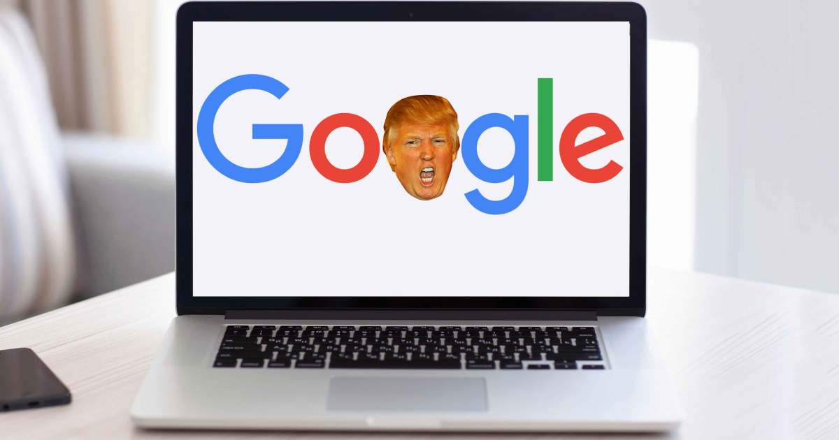 heatstreet google trump snapmunk