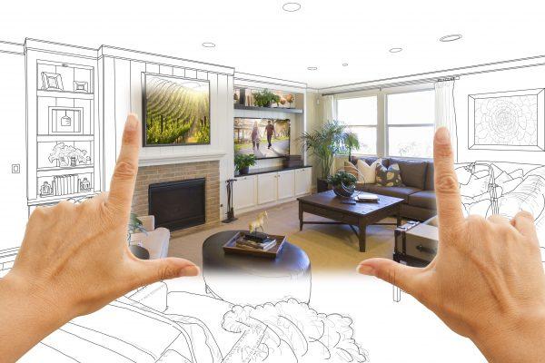 home furnishing and interior design startups