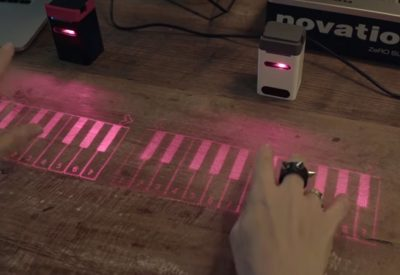 ikeybo virtual projection keyboard and virtual piano