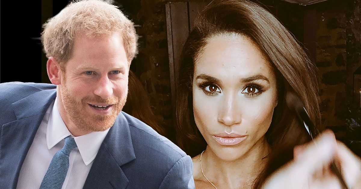 Prince Harry and Megan Markle, who led searches over Donald Trump or the US election