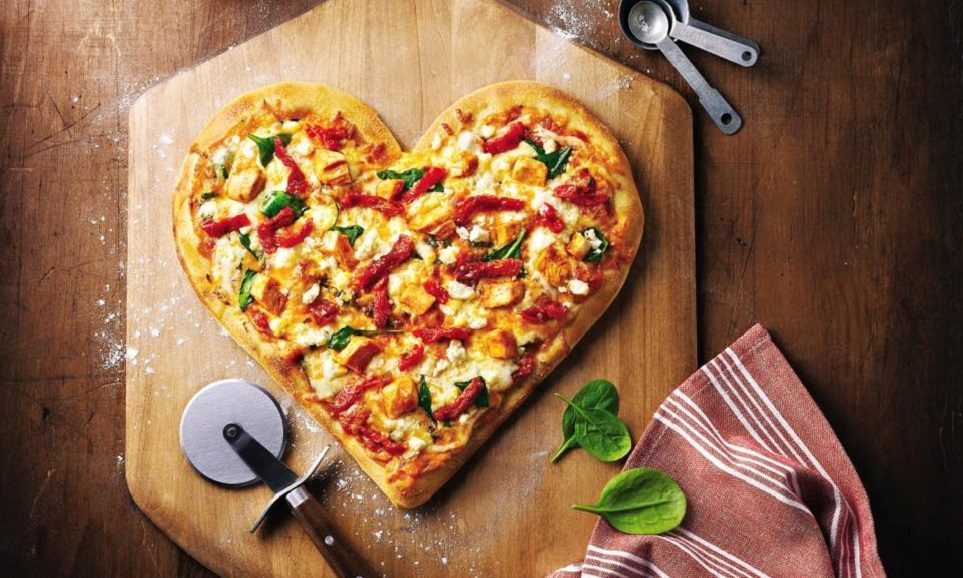 slice pizza delivery app local pizzerias