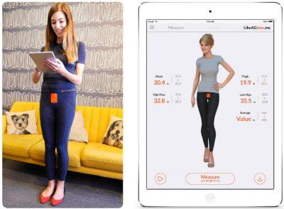 smart leggings eclothes snapmunk