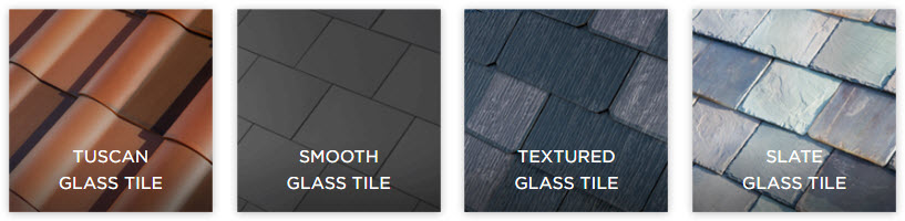 solar panels styles that are integrated with roofing materials