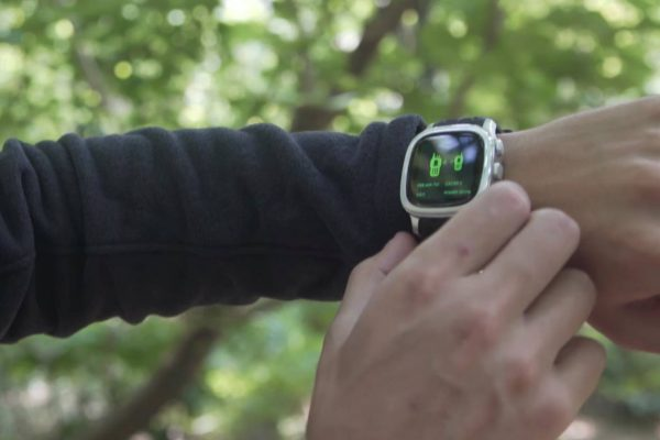 smartwatch walkie talkit smartvox