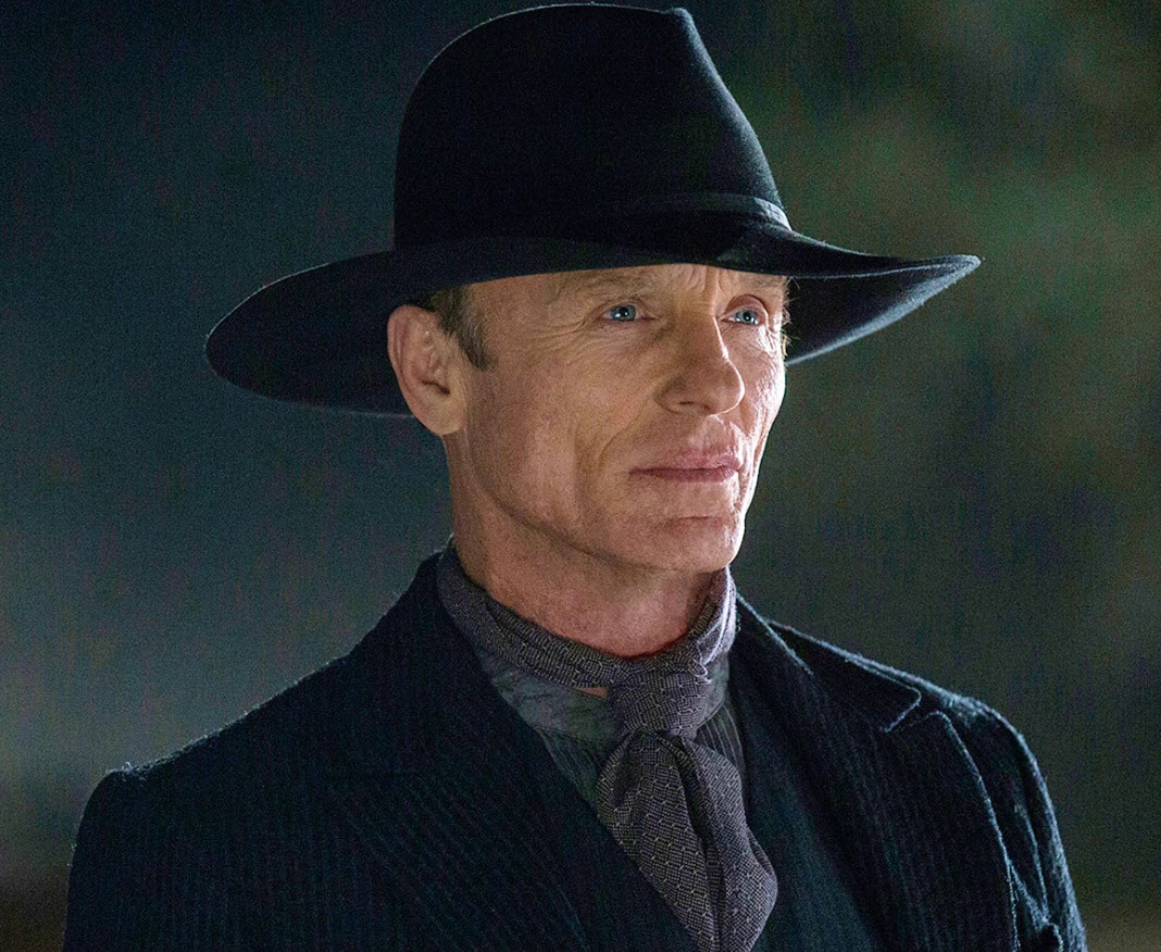 The Man in Black on HBO's Westworld