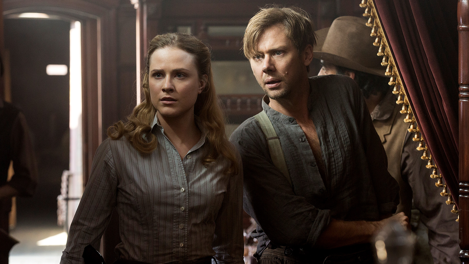 westworld episode 7 william and delores