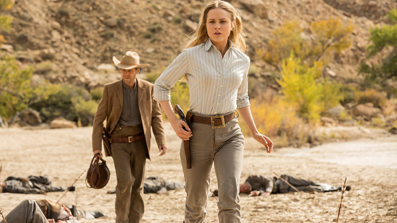 westworld episode 8 recap trace decay