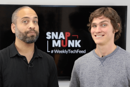 SnapMunk Weekly Tech Feed Ep Feature e
