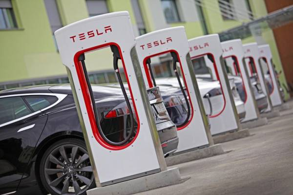 elon musk superchargers and the boring company