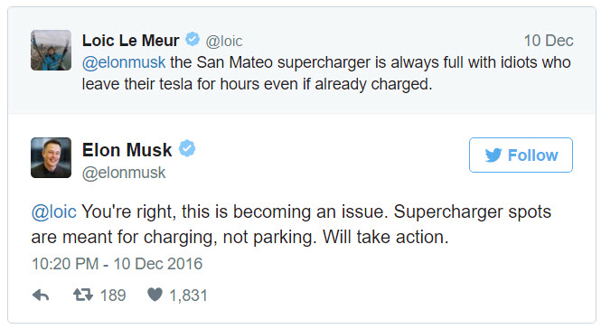 elon musk supercharger fee