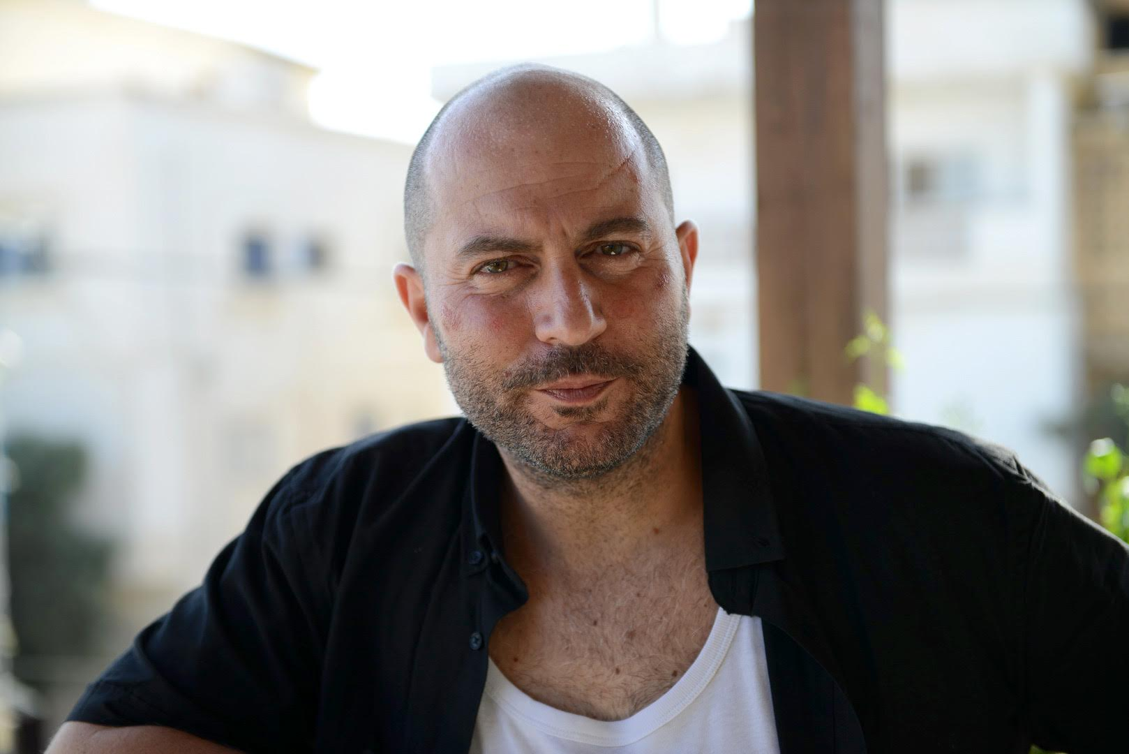 lior raz star of fauda on netflix