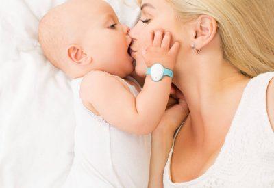 baby wearable and baby monitor neebo