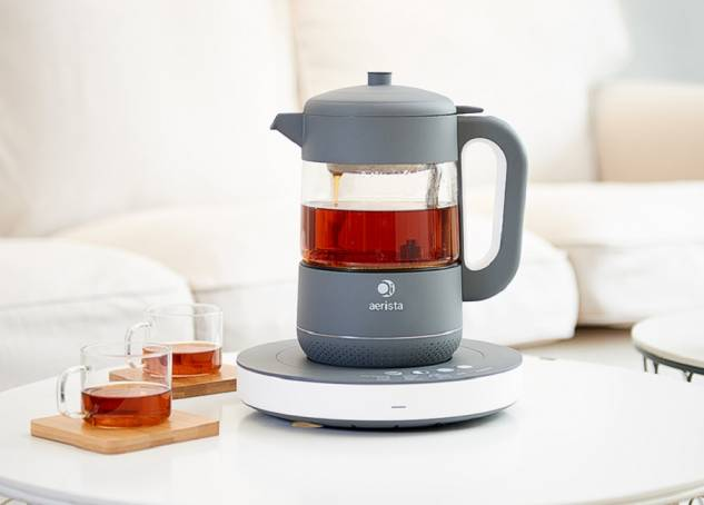 The Smart Tea Maker That Just Raised Over $160K On Kickstarter