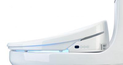 smart toilet seat brondell on kickstarter