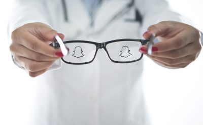 snapchat spectacles used to film surgery