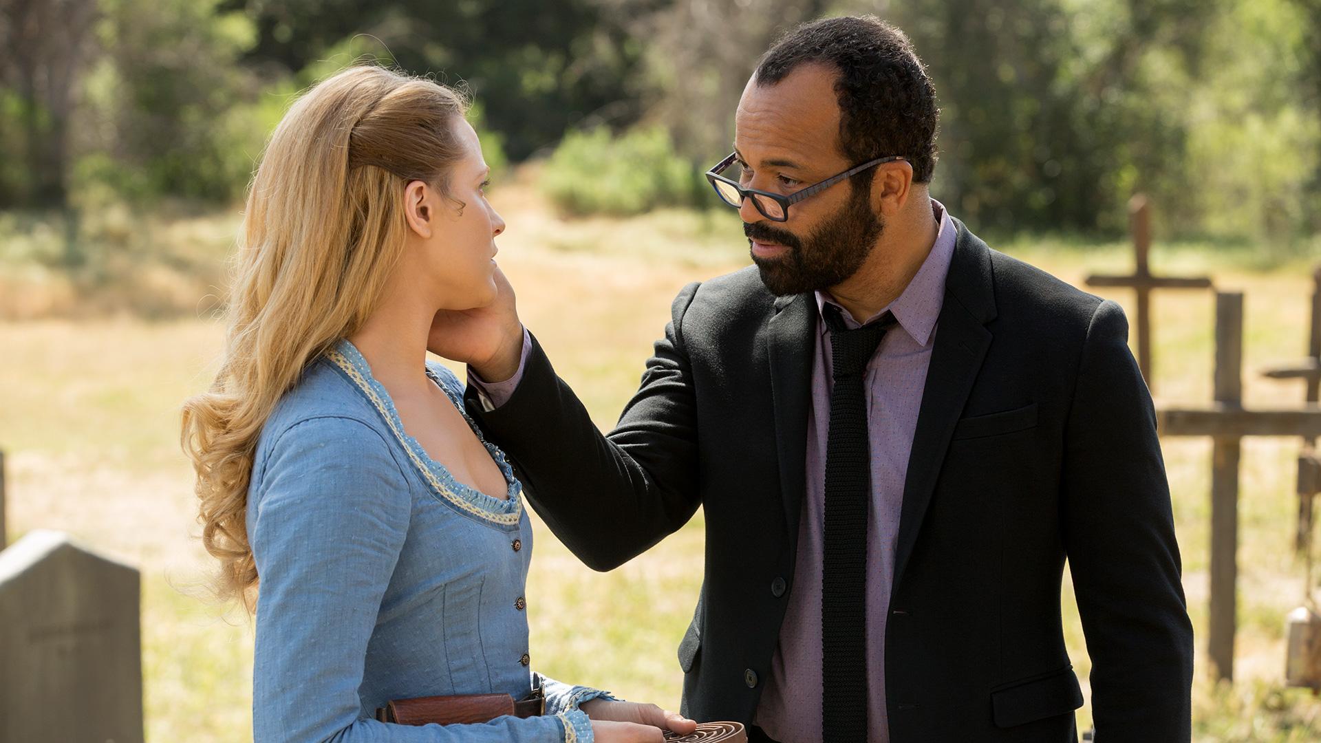 westworld episode 10 recap season finale man in black arnold and delores