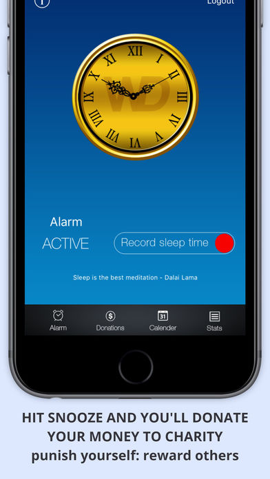 4 Alarm Clock Apps That Will Charge You Money For Sleeping