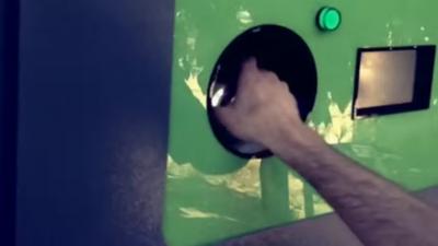 r smart recycling machine