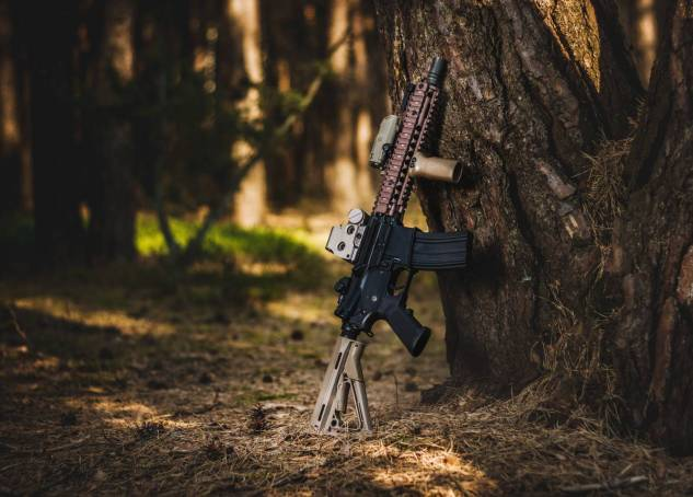 The US Army Is Developing Biodegradable Bullets That Can Plant Trees