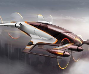 Airbus Says They'll Have A Flying Car By Year's End