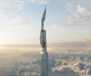 Arconic Cleans Air & Fights Pollution With New Skyscrapers