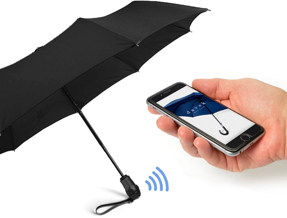 davek smart umbrella