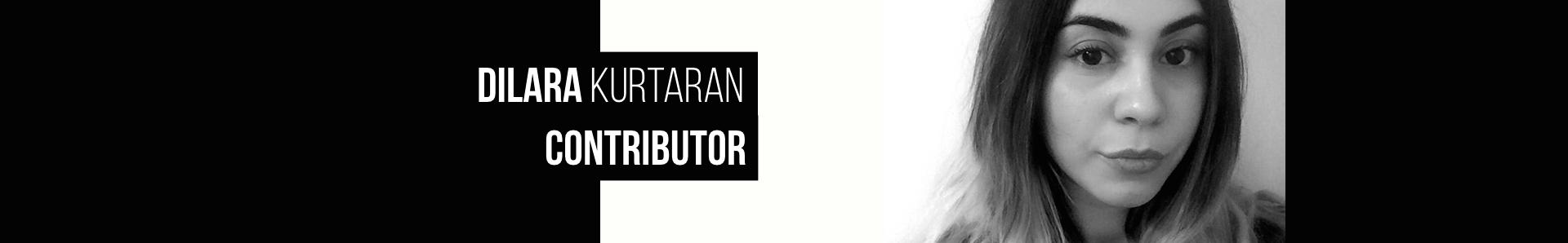Dilara Kurtaran Author Page Image