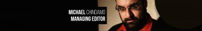 Michael Chindamo Author Page Image