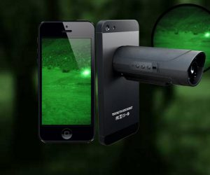 snooperscope night vision smartphone