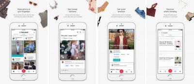 the hunt fashion app