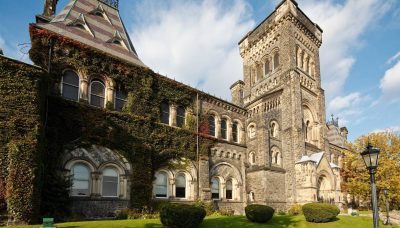 U of T feature