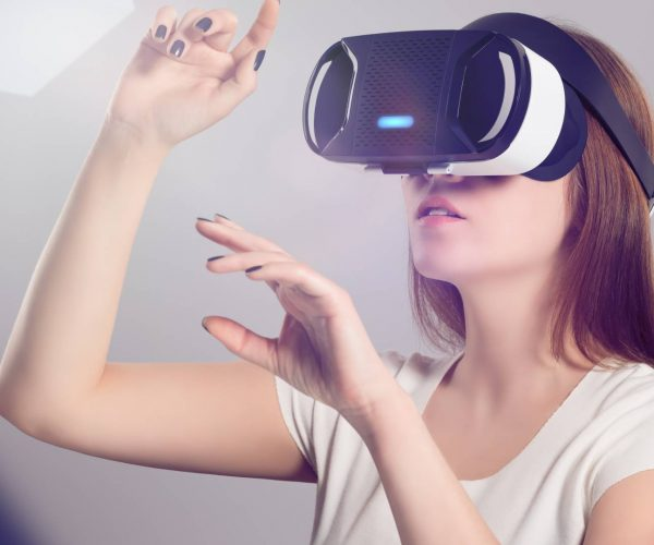 virtual reality job training