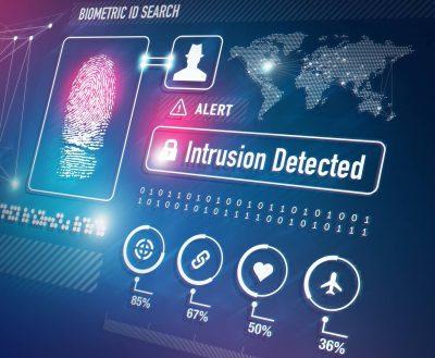 biometric security feature