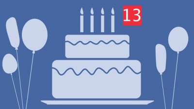 Facebook Birthday feature