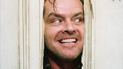 the shining heres johnny snapmunk