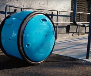Gita Is a Cargo Robot That Follows You Around Carrying Your Belongings