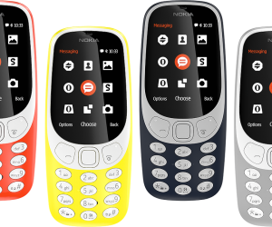 The Nokia 3310 is Back With Brand New Features