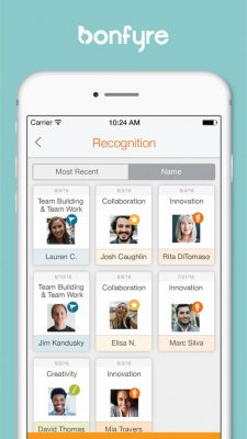 BONFYRE MediaKit Recognition