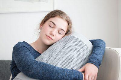 flexound humu smart cushion