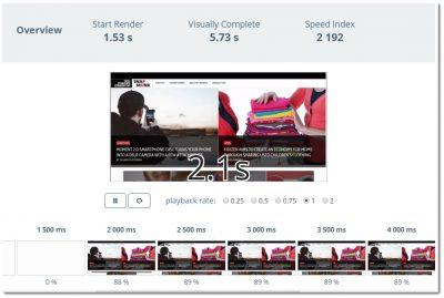dareboost visual website analytics playback snapmunk