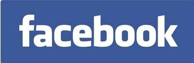 facebook logo  e