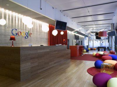 Google Offices Inside