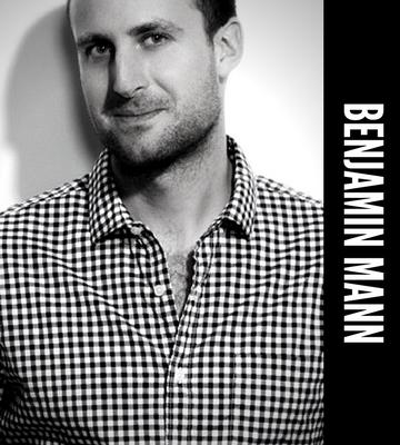 benjamin mann about