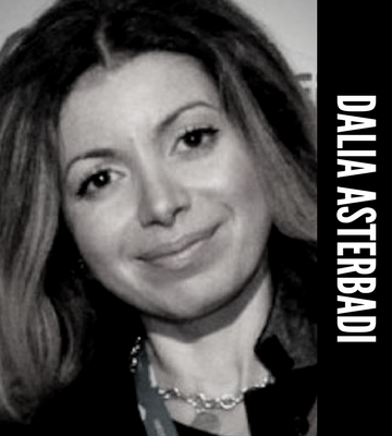 Dalia Asterbadi about