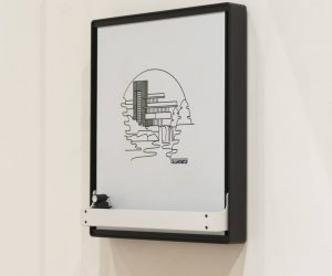 Joto, The World's First Remote And Robotic Drawing Board
