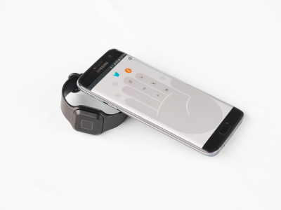 Tapdo, A Remote That Sends App and Device Commands At A Literal Touch Of Your Finger